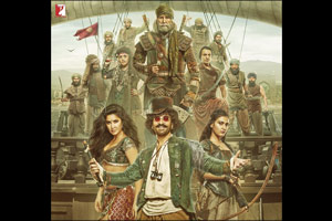 Advance ticket booking opens for Thugs of Hindostan