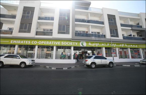 Emirates Cooperative Society launches 'Market Street'