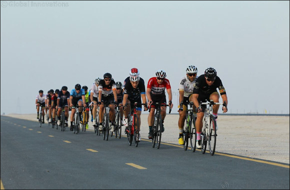 The Spinneys Dubai 92 Cycle Event Kicks Off the Dubai Fitness Challenge