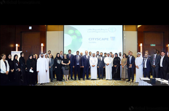 Dubai Land Department organises developer's meeting in cooperation with Cityscape Global