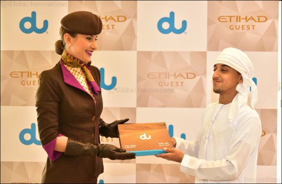 du & Etihad Guest to Reward Flexible Plan 1000 Customers with Exclusive Benefits