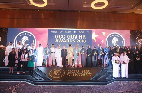 GCC GOV HR Awards 2018: The best in Human Capital Management and People Strategy honored from the GCC region