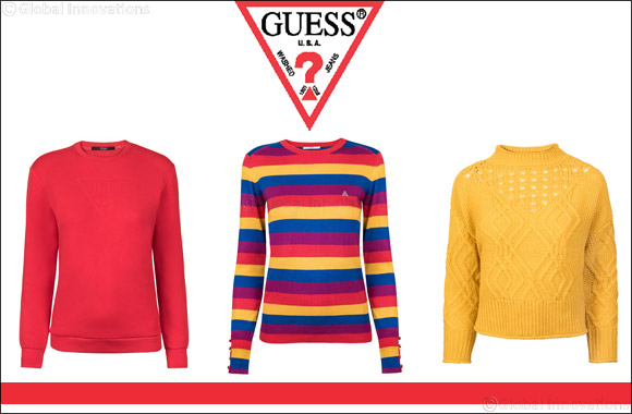 American Dream: a Capsule Collection Celebrating Guess' Iconic Heritage!!