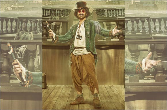 'Firangi wears things that he has robbed from people!': Aamir Khan on Firangi's look
