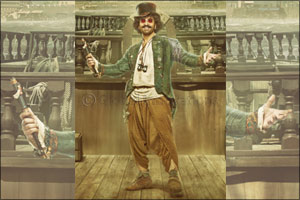 �Firangi wears things that he has robbed from people!': Aamir Khan on Firangi's look