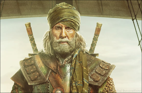 Decoding Amitabh Bachchan's warrior look in Thugs of Hindostan