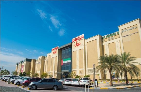 Deerfields Mall is Turning Five!