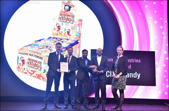 Sweet Success From South America to South Asia – Global Pioneers Scoop Yummex 2018 Innovation Awards