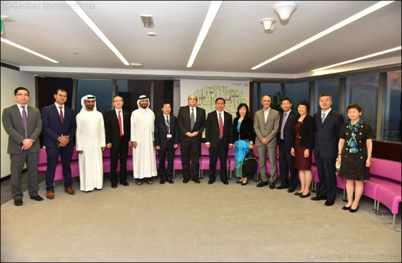 UAE & China Forge Robust Business Relations as EITC and CCS Sign Innovative Deal