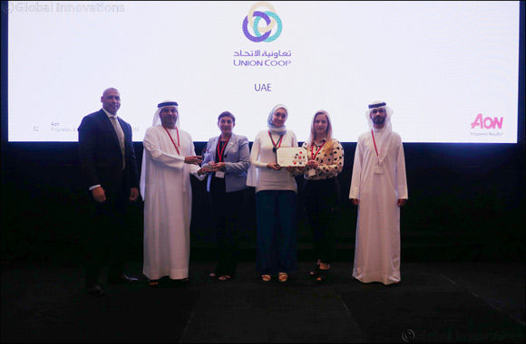 Union Coop Recognized as 2018 'Aon Best Employer in the Middle East'