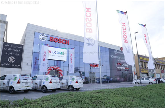 Bosch Dubai Flagship Store opens to showcase German Engineered home appliances in the heart of the city
