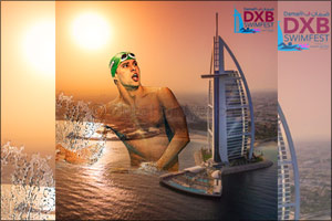 Le Clos Excited About the First Daman DXB Swimfest