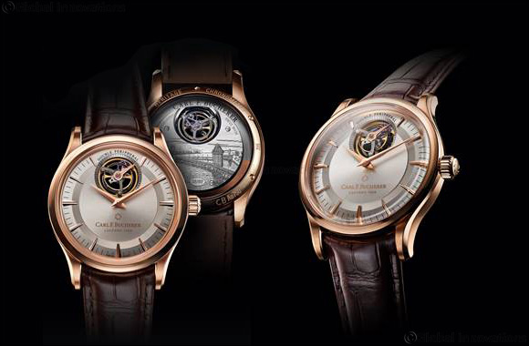 Carl F. Bucherer Celebrates Its Anniversary With the Heritage Tourbillon Double Peripheral Limited Edition