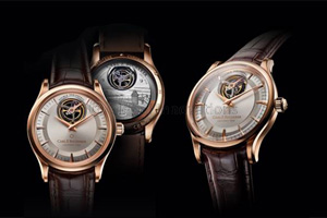 Carl F. Bucherer Celebrates Its Anniversary With the Heritage Tourbillon Double Peripheral Limited E ...