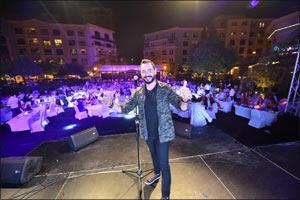 Aura Hospitality's musical extravaganza enthralls Doha