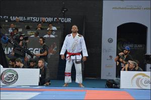 Rafael Carino Returns to Abu Dhabi Legends Series Against Alexandre Barauna at Abu Dhabi Grand Slam� ...