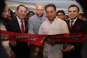 Dubai based Number 1 Home Interior Solutions Danube Home, launches in India with their 1st store in  ...