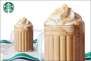 Starbucks announces the return of festive favourites