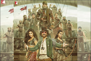 YRF to release Thugs of Hindostan on 4DX across the Middle East