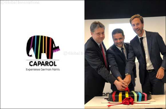 Caparol Paints Opens New Showroom In Sharjah