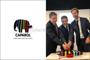Caparol Paints Opens New Showroom In Sharjah