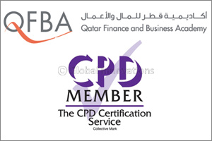 Qatar Finance and Business Academy receives proud Membership of The CPD Certification Service