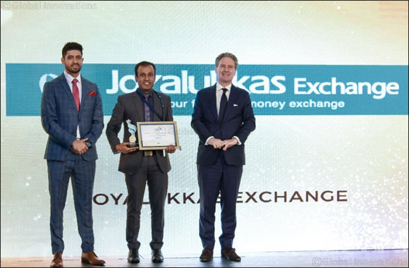 Joyalukkas Exchange wins Best Strategic Customer Loyalty Program Award 2018.