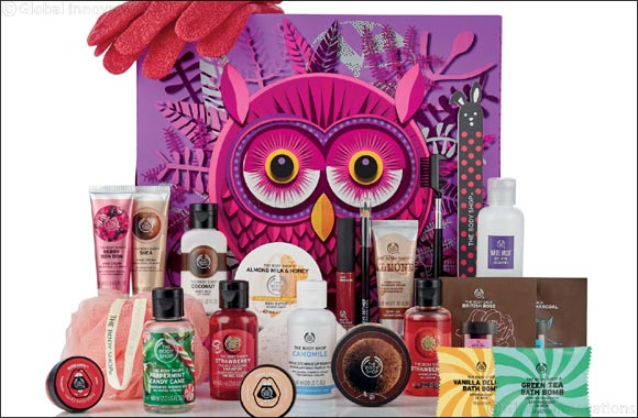 Get Ready for The Festive Season with The Body Shop's