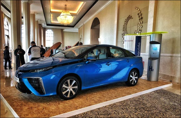 Toyota reveals future environmental insights at the 4th International Conference on Future Mobility