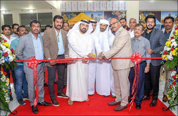 Finetools opens its flagship store at Dubai Municipality's newly-built Hardware & Building Materials Market