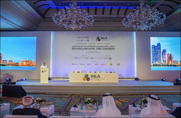 UAE Recognized As Role Model for Development of Peaceful Nuclear Energy at Nuclear Inter Jura Congress