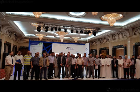 Epson's Saudi roadshow highlights environment friendly Inkjet printers in line with Saudi Vision 2030