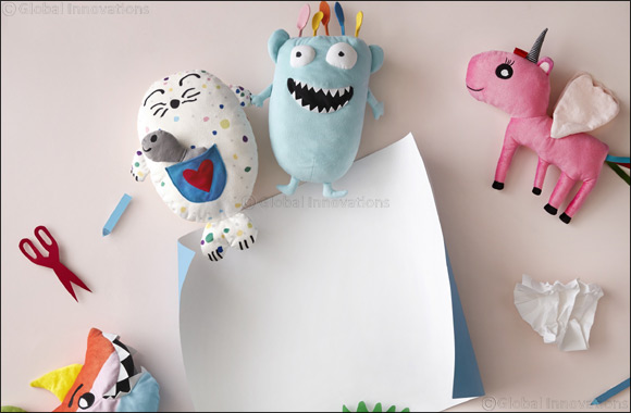 The IKEA Soft Toy Drawing Competition Is Back to Bring a Child's Dream Toy to Life!