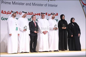 MDC Business Management Services Wins �Best Shared Services Initiative in UAE' Award