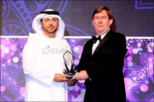 DP World, UAE Region Wins Seatrade Port & Terminal Operator Award