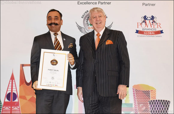 Roda Hotels and Resorts named front-runner and pioneer of the regions hospitality market and awarded two GCC Best Employer Awards through thriving properties Roda Al Bustan and Rod