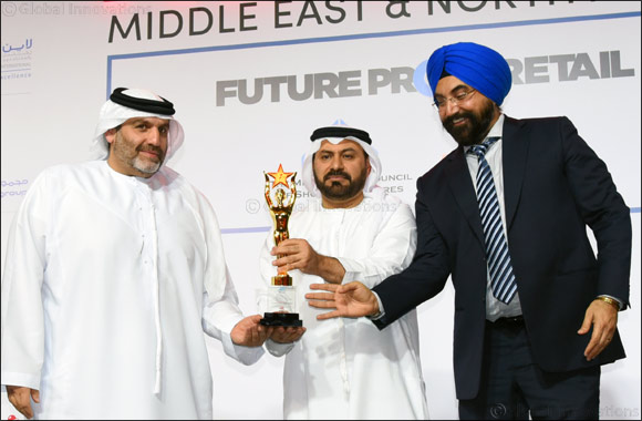 Dalma Mall a Winner again at the MECSC MENA Shopping Centre & Retailer Awards