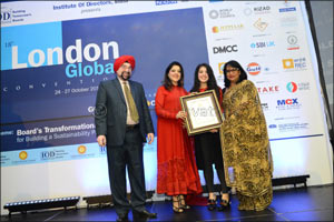 UAE nursery chain wins Global Award for Sustainability