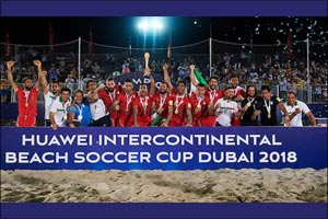 Beach Soccer x Huawei : This year has seen some extraordinary performances
