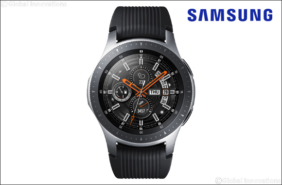 Samsung Galaxy Watch Offers a Holistic Health Experience