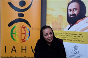 IAHV Rehabilitation and training program provide trauma relief to 14,000 refugees