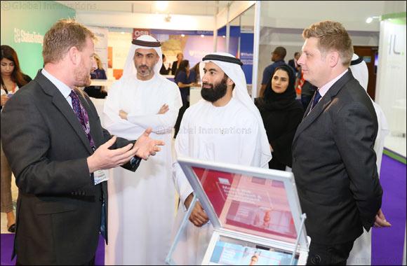 HE Abdulla Ali Bin Zayed Al-Falasi officially opens  HR Summit & Expo 2018