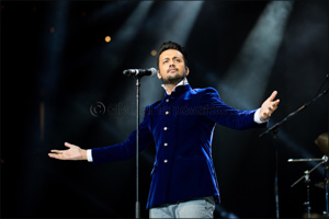 Celebrated singer and songwriter Atif Aslam set to perform at BOLLYWOOD PARKS� Dubai