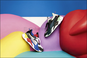 Puma Launches RS-X Toys