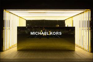 Kors Dubai: Michael Kors Celebrates  A New Middle East Flagship Store and Special-edition Handbag