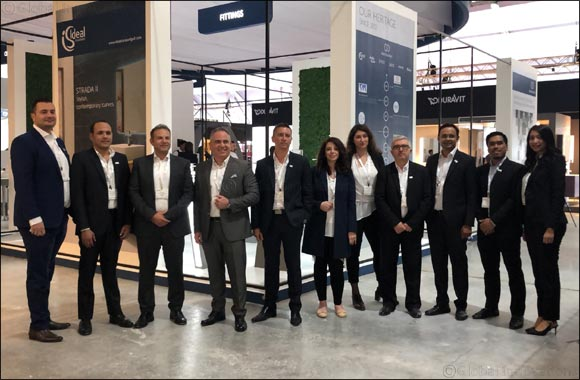 Ideal Standard to showcase world-class innovations at 2018 Downtown Design exhibition in Dubai