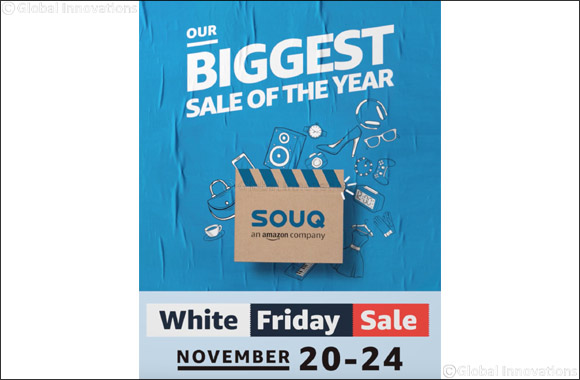 Souq.com's Biggest Ever White Friday Sale