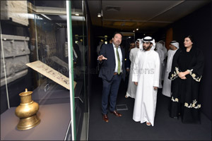 Sharjah Museum of Islamic Civilization highlights cultural exchange between Islam, Europe and the wo ...