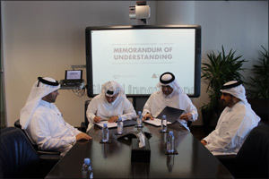 QFBA signs MoU with Qatar Association of Certified Public Accountants (QCPA)