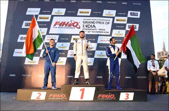 Al Fahim lives up to his potential with F4 win in India